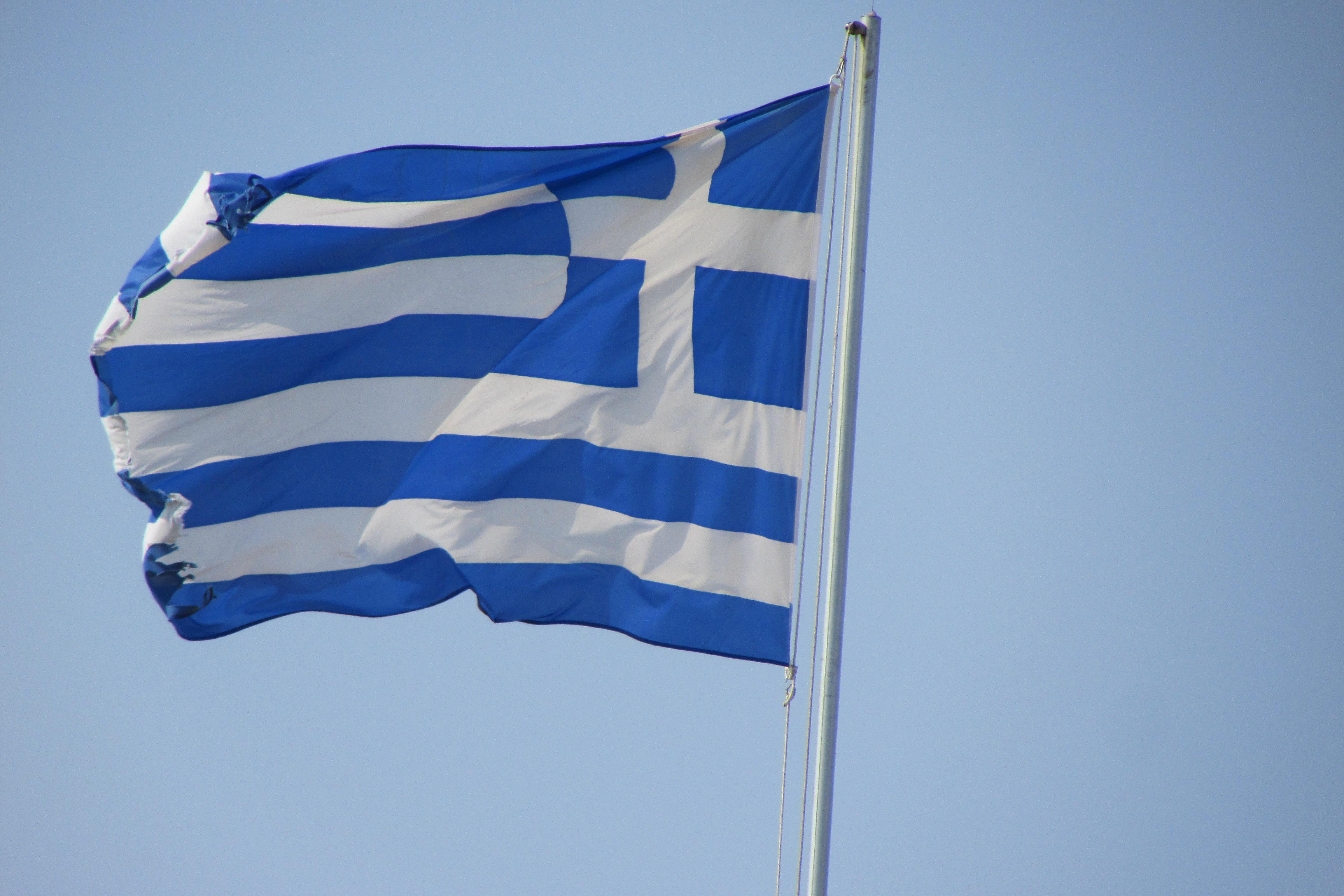 greckie symbole narodowe
