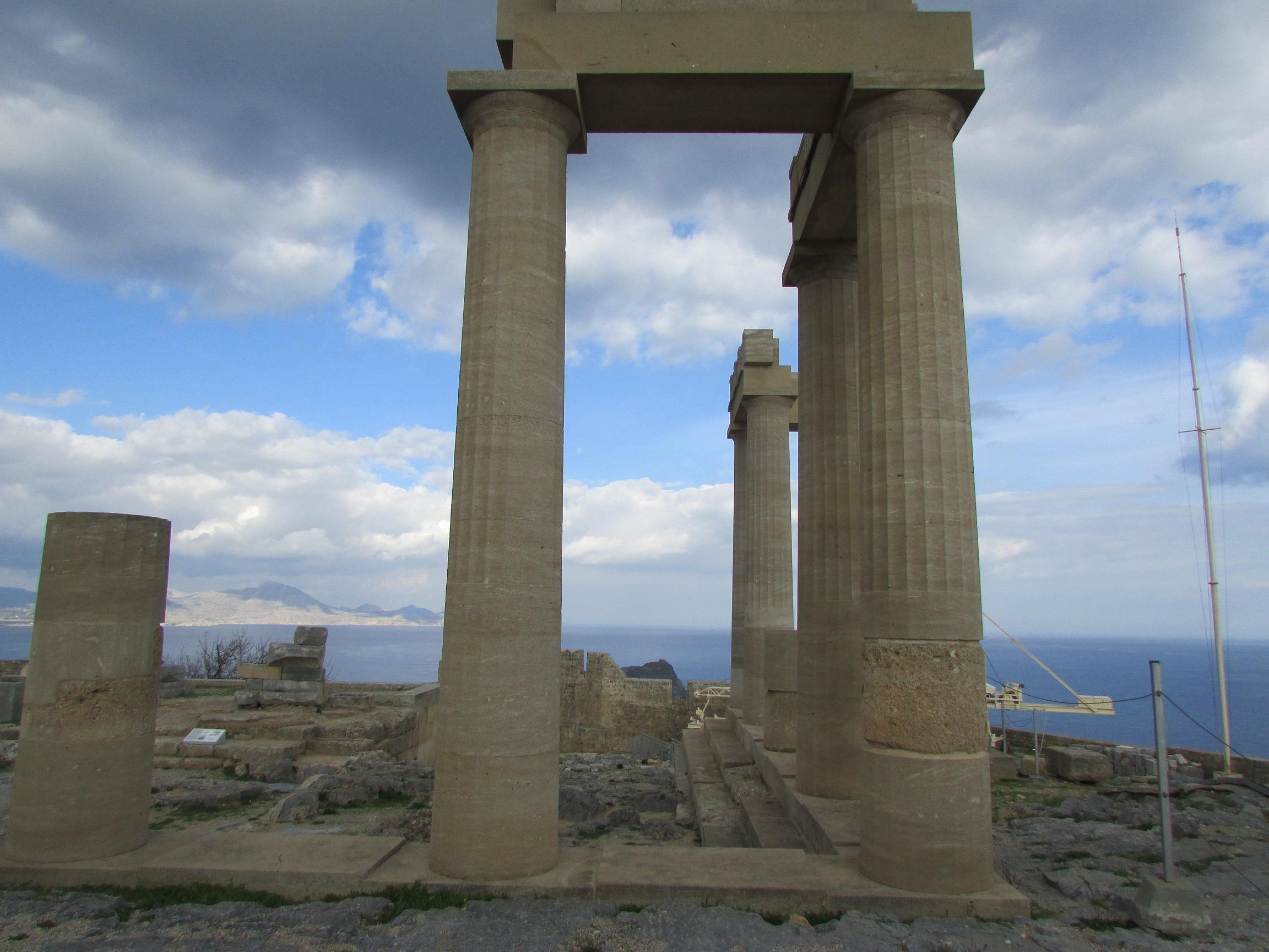 Akropol Lindos