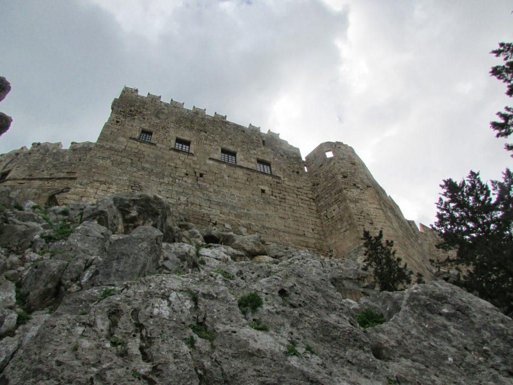 Akropol w Lindos