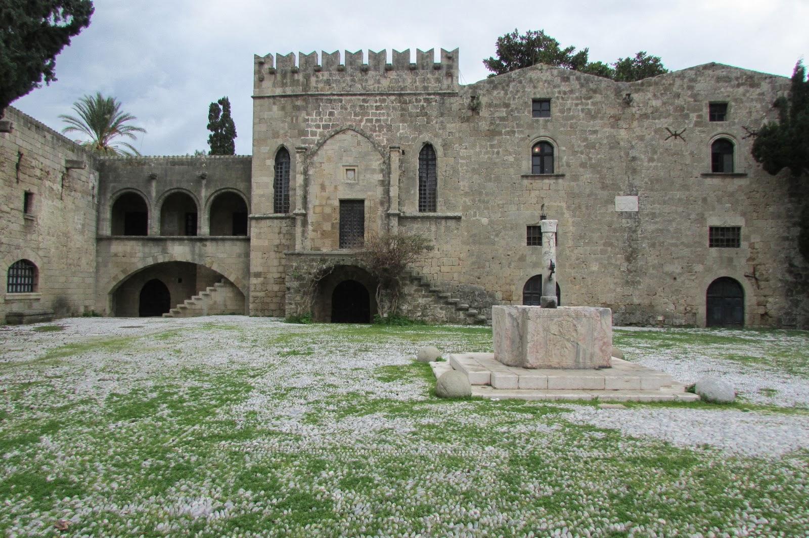 średniowieczne miasto