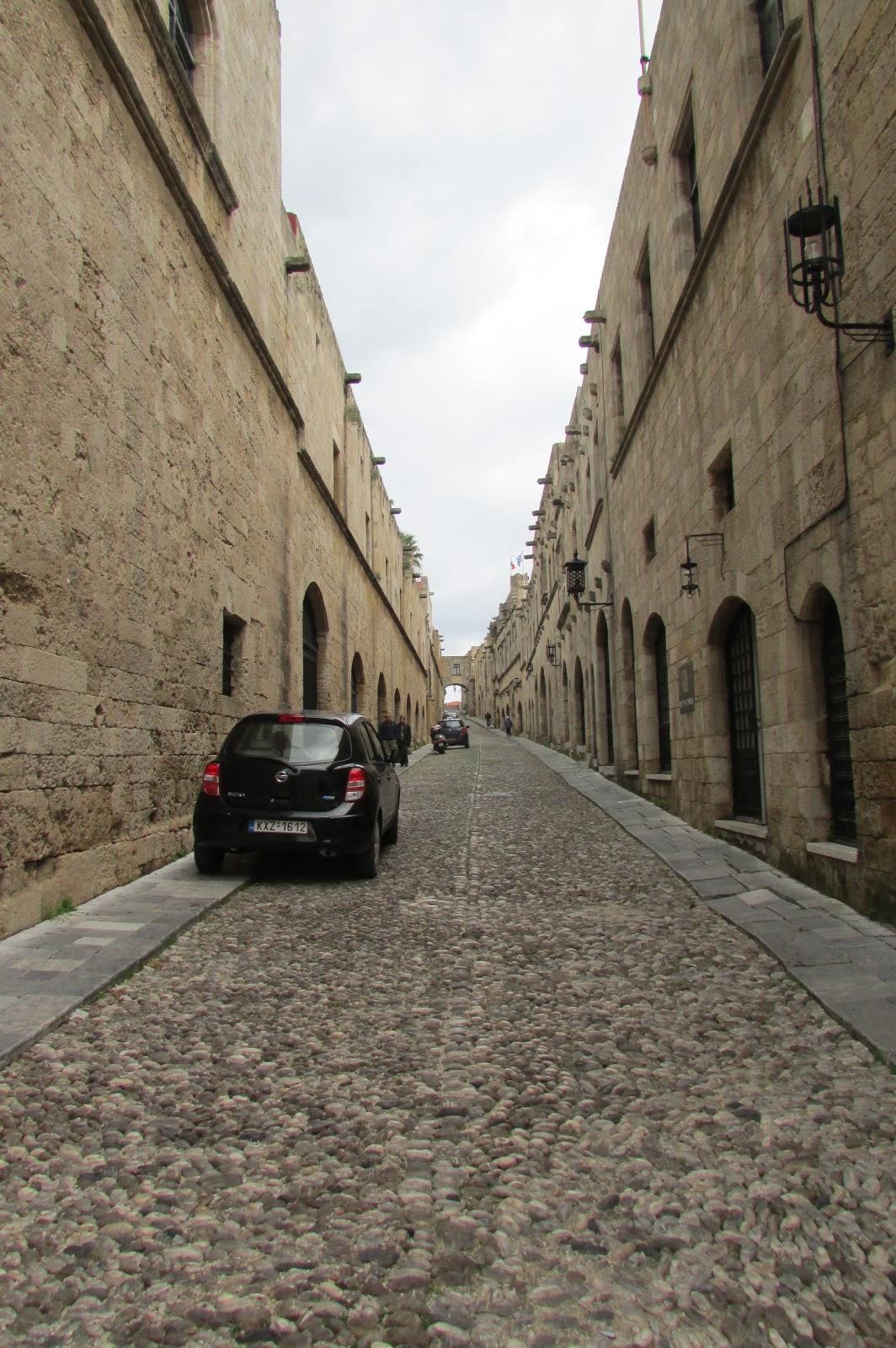 Ulica Rycerska