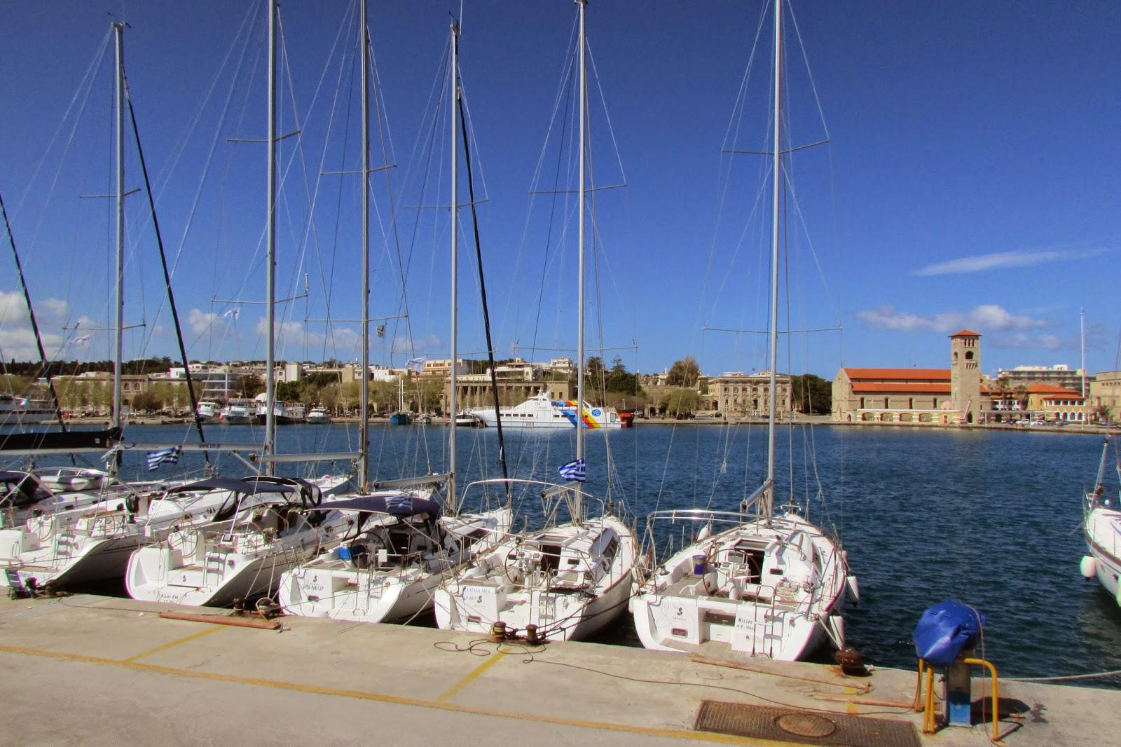 port Mandraki