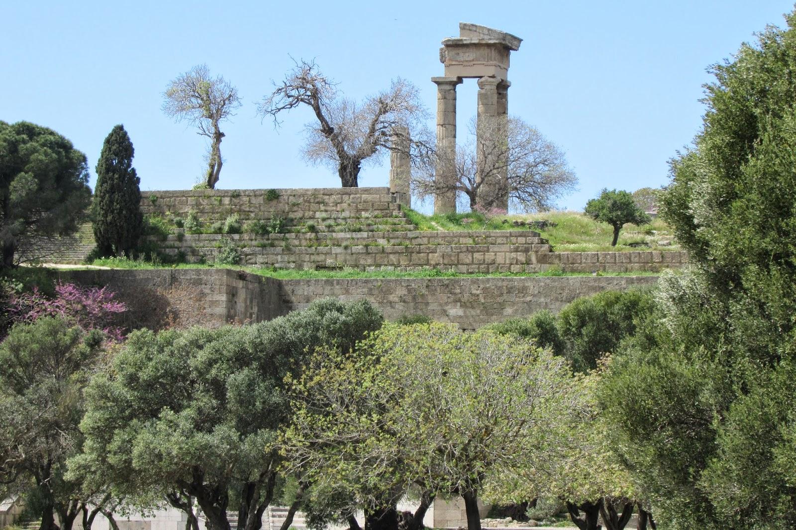 Akropol rodyjski
