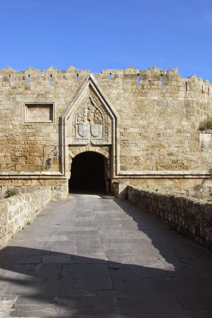 bramy Starego Miasta - Brama św. Jana