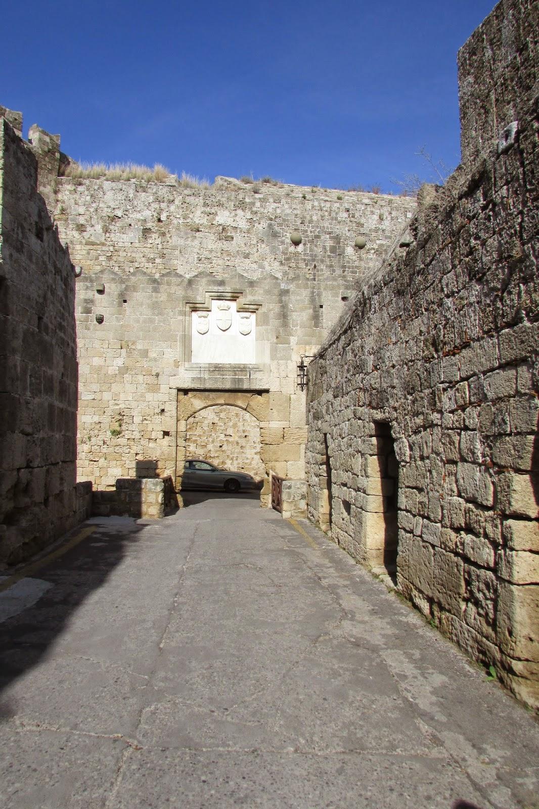 bramy Starego Miasta - Brama św. Atanazego