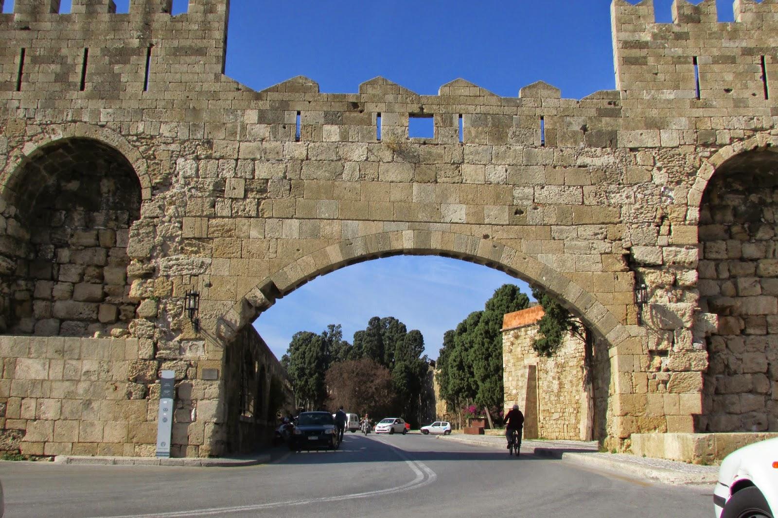 bramy Starego Miasta - Brama Arsenału