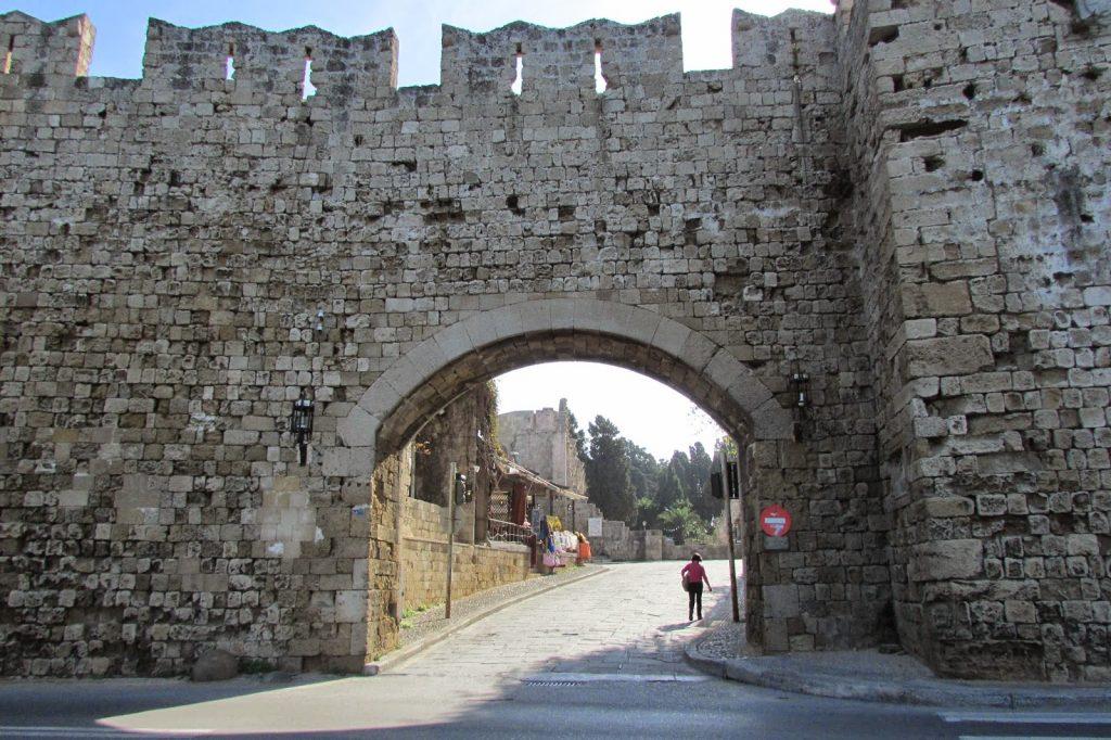 bramy Starego Miasta - Brama Matki Boskiej