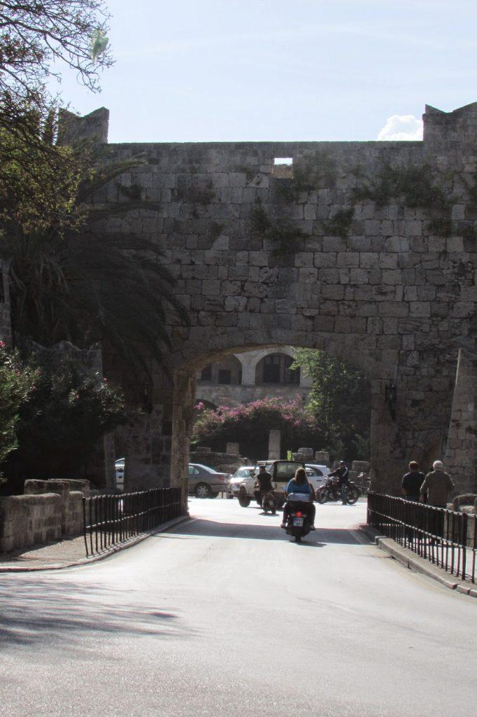 bramy Starego Miasta - Brama wolności
