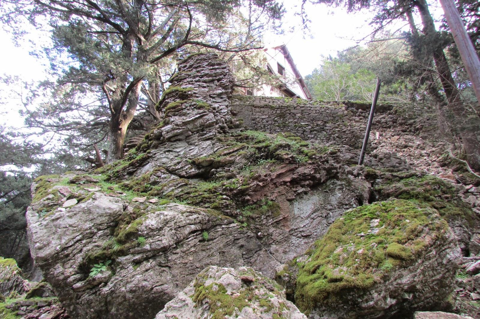 góra Profitis Ilias