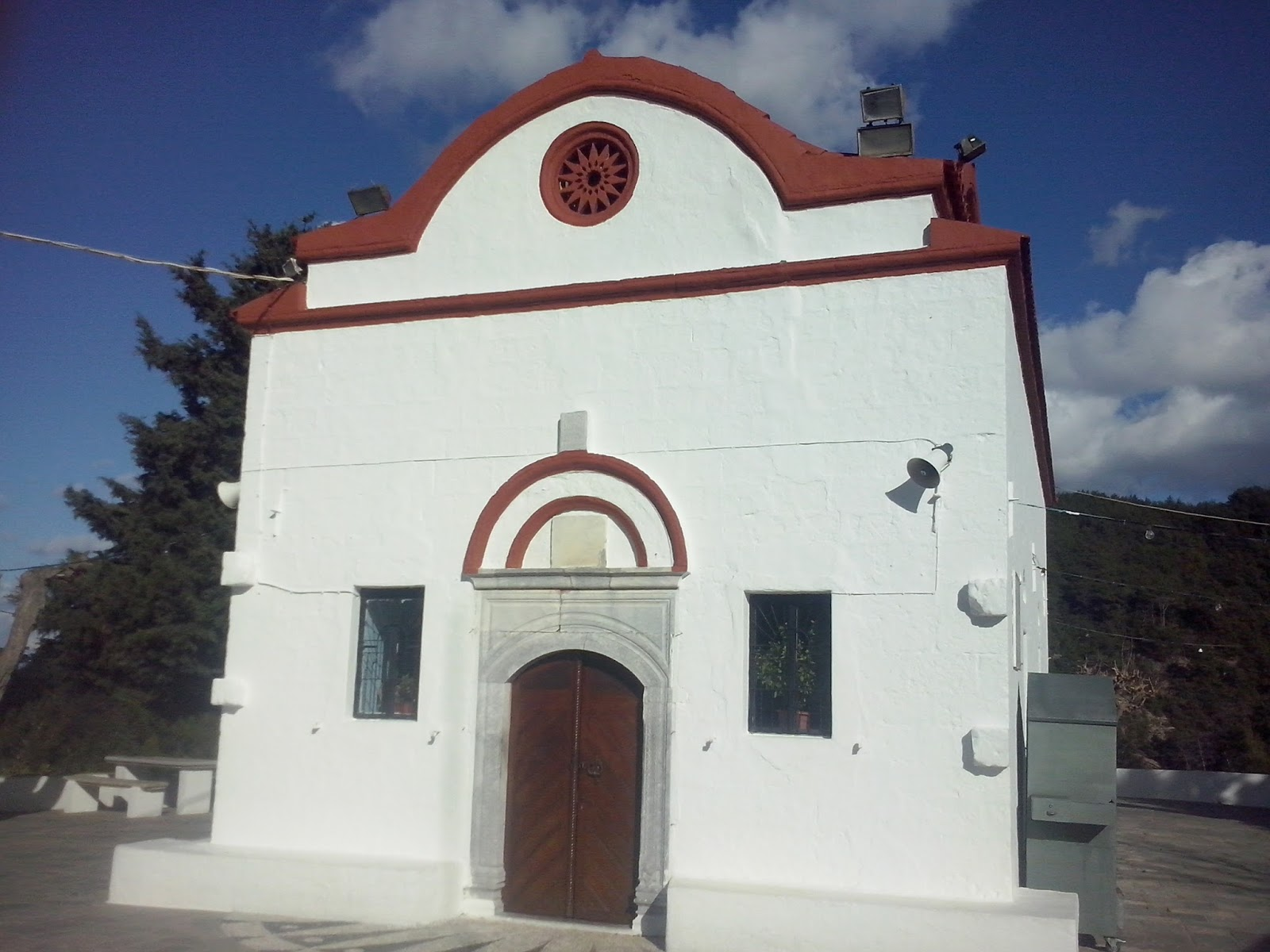 klasztor Kalopetra