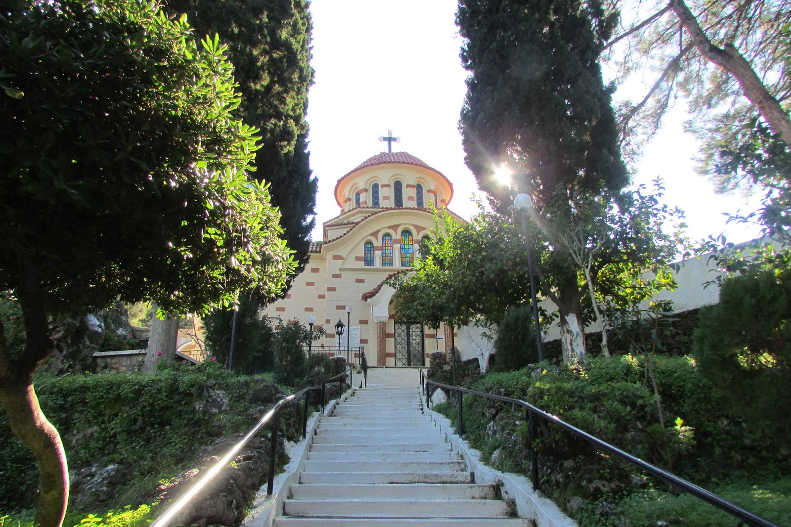 klasztor św. Nektariosa