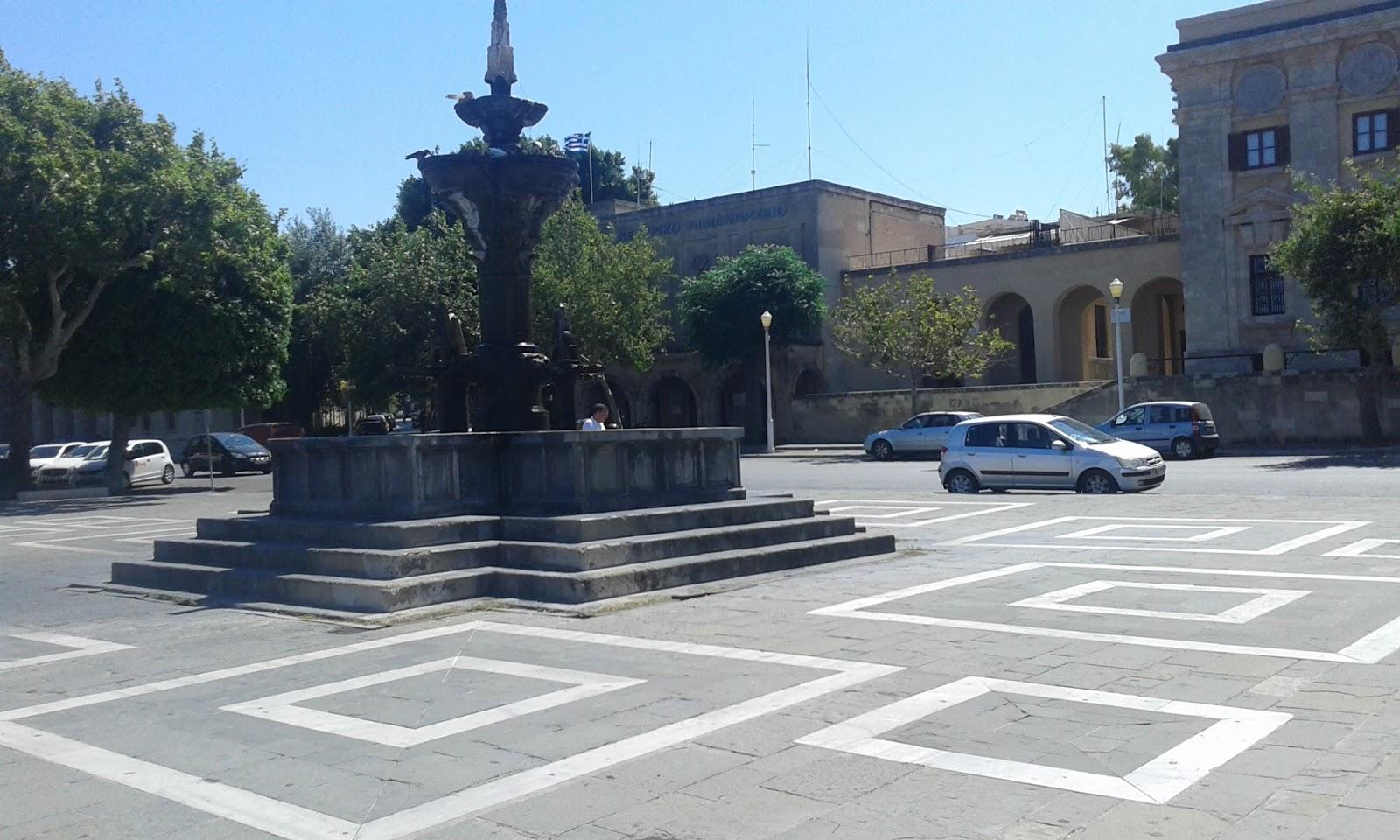 fontanna Lwów