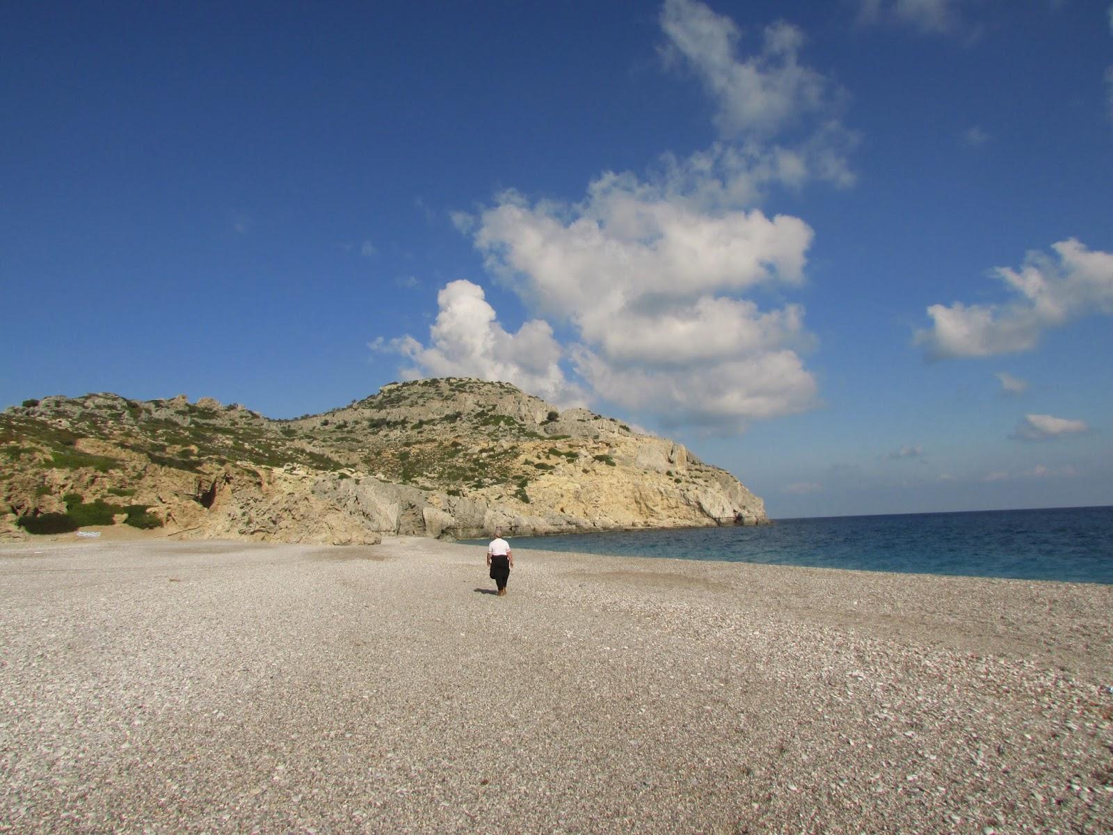 plaża Traunou