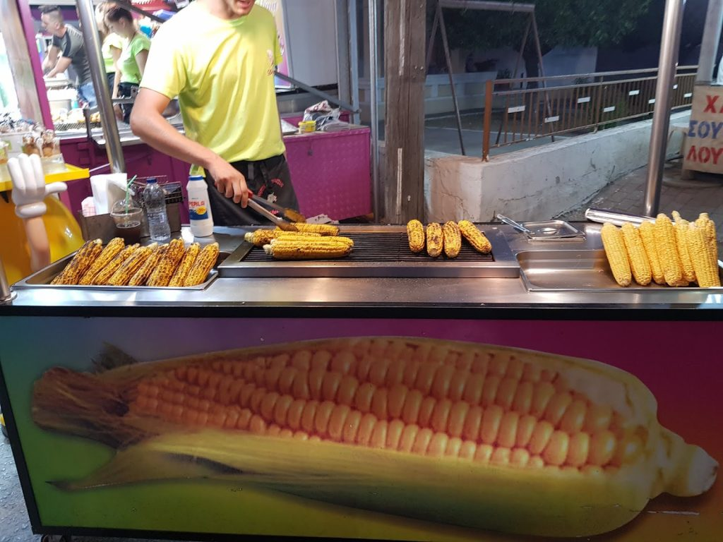 Festiwalowe jedzenie