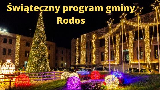 świąteczny program