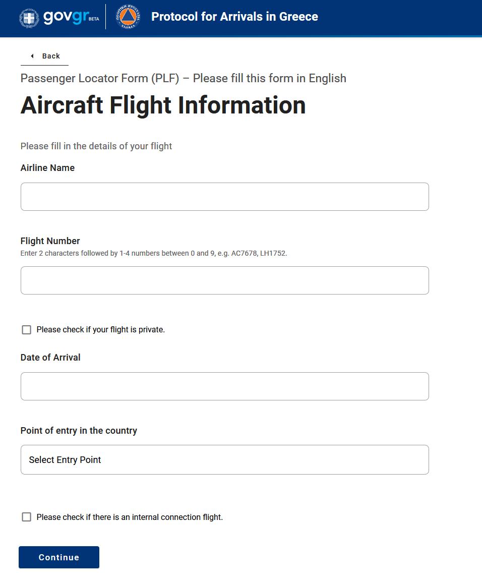 formularz PLF